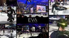 EVA showcases the first VR ESPORTS stadium!