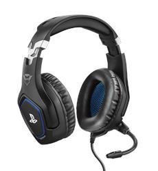 Exklusiv für die PlayStation 4 hat Trust Gaming sein neues GXT 488 Forze Gaming-Headset entwickelt