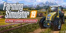 Farming Simulator 19: Discover the Alpine Farming Expansion's lofty heights in new trailer