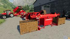 Farming Simulator 19 expands again on January 26 with the new GRIMME Equipment Pack!