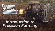 Farming Simulator 19: New Precision Farming DLC now available!