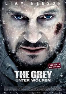 FEATURE: THE GREY – Wolf und Mensch zwischen Film und Realität