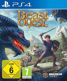 Feature-Trailer zu BEAST QUEST
