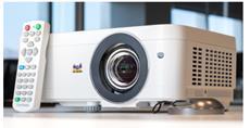 Full HD-Gaming im Großformat mit 3.000 ANSI Lumen - ViewSonic präsentiert neuen Short-Throw-Projektor