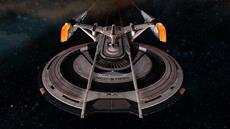 Gagarin-Class Federation Battlecruiser