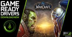 GeForce-Gamer sind bereit für World of Warcraft: Battle for Azeroth!