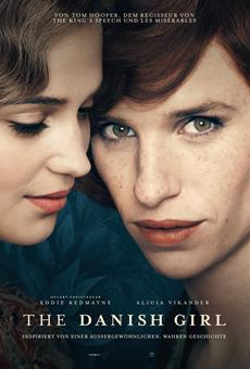 Kino (Preview): The Danish Girl
