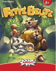 Review (Kartenspiel): Fette Beute