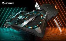 GIGABYTE enthüllt Grafikkarten der AORUS GeForce<sup>®</sup> RTX 20 Serie