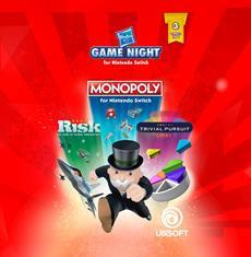 Hasbro Game Night für Nintendo Switch erhältlich