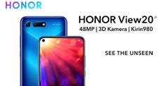 HONOR View20 Premium: Das Update und das Knaller-Bundle