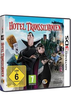 Hotel Transsilvanien - schaurig-schöner Gaming-Spaß für Nintendo 3DS