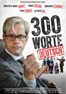 300 WORTE DEUTSCH - Multikulti-Chaos im Kino mit Christoph Maria Herbst und Pegah Ferydoni