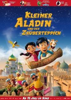 KLEINER ALADIN UND DER ZAUBERTEPPICH auf DVD und Blu-ray