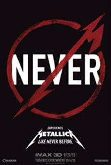 Kinostart | Metallica - Through The Never 3D