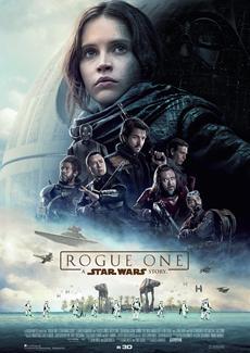 Rogue One - A Star Wars Story | Erfolgreichster Kinostart des Jahres