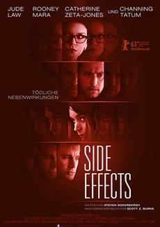 SIDE EFFECTS - Tödliche Nebenwirkungen ab 11. Oktober als DVD, BD und VoD