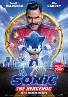 SONIC THE HEDGEHOG - Featurette mit Jim Carrey