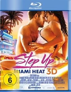 STEP UP: MIAMI HEAT - Hauptplakat und Trailer