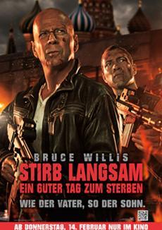 STIRB LANGSAM - EIN GUTER TAG ZUM STERBEN - Deutschlandpremiere am 4. Februar in Berlin!