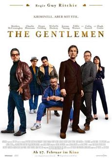 Trailer zu THE GENTLEMEN