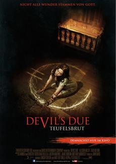 Kinostart   DEVIL'S DUE - TEUFELSBRUT