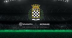 KONAMI präsentiert Boavista FC als weiteren Teilnehmer der eSports-Liga eFootball.Pro
