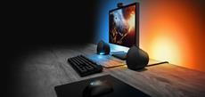 Logitech G präsentiert neue PC-Gaming-Lautsprecher und mechanische Tastatur mit LIGHTSYNC