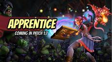 Magie-Lehrling Apprentice erweitert Heldenriege bei Orcs Must Die! Unchained