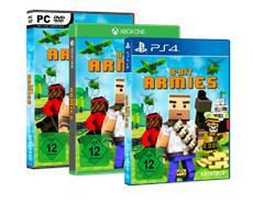 Die Streitkräfte von 8-Bit Armies rücken auf PS4 und Xbox One vor