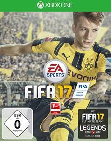 EA SPORTS FIFA 17: Die neue Saison startet heute