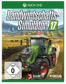 Landwirtschafts-Simulator 17: Platinum Edition - ab November 2017 im Handel