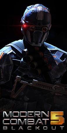 Modern Combat 5 startet als erster Mobile-Shooter offiziell in die eSports-Arena