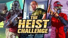 Neu in GTA Online: Die Heist-Challenge, 1.000.000 GTA$-Bonus, 2X Belohnungen auf Casino-Story-Missionen & mehr