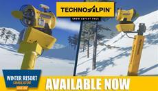 Neue Maschinen von TechnoAlpin für den Winter Resort Simulator