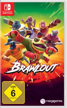 "Das ultimative Party-Beat 'em up ""Brawlout"" erscheint in Kürze als Handelsbox für die Switch"