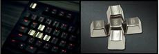 Nur für kurze Zeit: Tesoro E-Sport mit Aluminium Keycaps