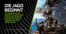 NVIDIA mit neuem Grafikkarten-Bundle inklusive Monster Hunter: World