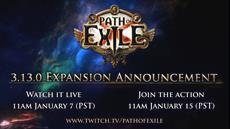 Path of Exile   Livestream enthüllt nächste Major Expansion (3.13.0) am 7. Januar