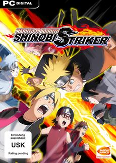 NARUTO TO BORUTO: SHINOBI STRIKER erscheint am 31. August 2018