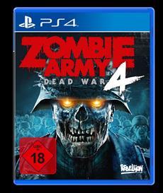 """Neue Kampagnen-Mission """"Terror-Lab"""" in Zombie Army 4: Dead War verfügbar"""