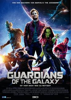 Preview (Kino): Guardians of the Galaxy (3D, OV)