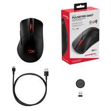 Pulsefire Dart: HyperX präsentiert kabellose Gaming-Maus mit Qi-Technologie