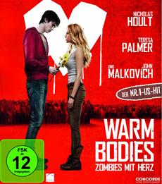 Review (DVD): Warm Bodies