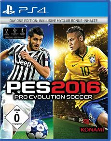 Review (PS4): Pro Evolution Soccer 2016