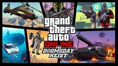 Rockstar Games News: GTA Online: The Doomsday Heist ist jetzt verfügbar