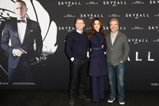 SKYFALL - Fotos vom Photocall in Berlin online