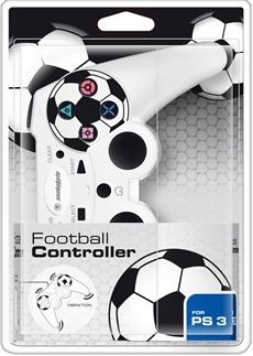 snakebyte Wired Controller – Football Edition für PS3 angekündigt