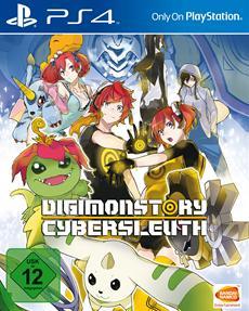 Digimon Story Cyber Sleuth - Hacker's Memory erscheint am 19. Januar 2018