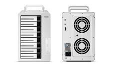 TerraMaster stellt den aktualisierten D8 Thunderbolt 3 8-Bay-DAS für professionelle Creator vor